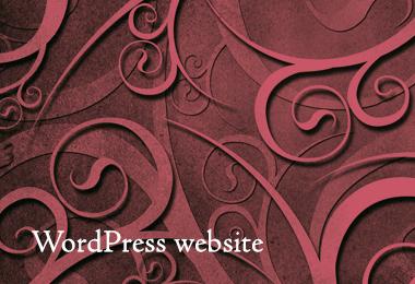 Julie Hale Wordpress site