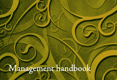 Management handbook